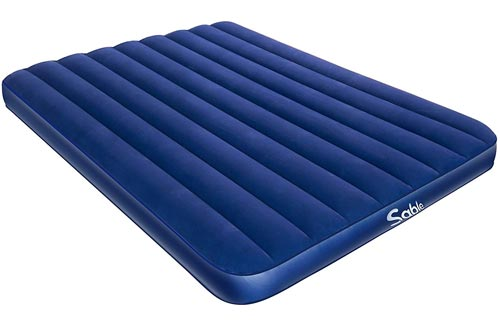 Sable Air Mattress, Inflatable AirBed Blow up Bed