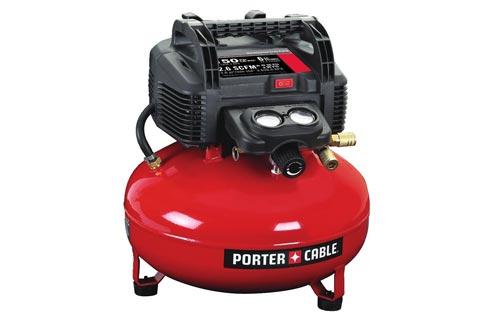 PORTER-CABLE C2002 Oil-Free UMC Pancake Compressors