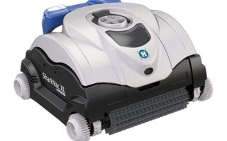 Hayward RC9740WCCUB SharkVac Robotic Pool Cleaners, X-Large, Blue/Black/Grey