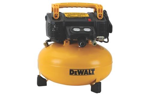 DEWALT Pancake Air Compressors, 6 Gallon, 165 PSI (DWFP55126)