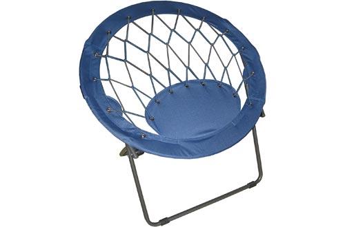 Zenithen IC504S-BUN3-TV1 Bungee Chairs, Blue