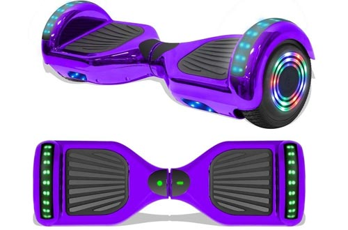 "TPS 6.5"" Hoverboard Electric Self Balancing Scooter with Wireless Speaker"