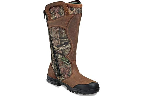 "Thorogood Men's Snake Bite 17"" Waterproof Hunting Boots"