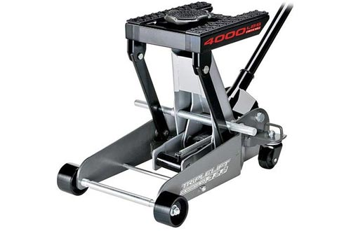 Powerbuilt 620422E Heavy Duty 4000 lb Triple Lift Jacks