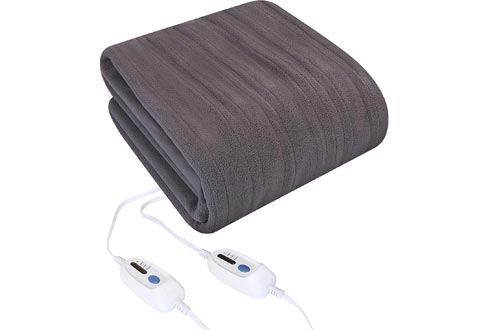 Utopia Bedding Micro-Fleece Electric Blankets (BlanketT)