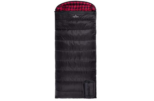 TETON Sports Celsius XXL Sleeping Bags; Great for Family Camping; Free Compression Sack