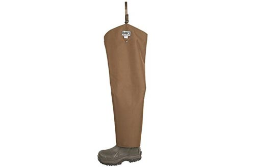 Snake Proof, Briar Proof, Waterproof Hip Waders, Made in U.S.A.