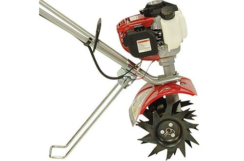Schiller Grounds Care Mantis 4-Cycle 7940 Tillers Cultivator