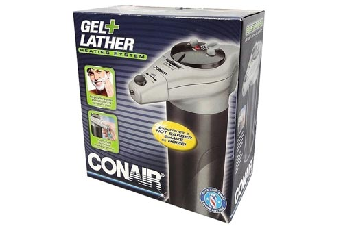 Conair HGL1R Combination Gel and Lather Heating System