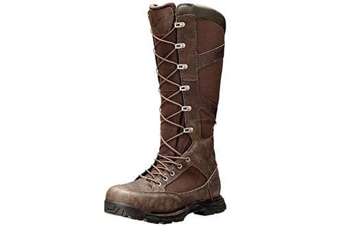 Danner Men's Pronghorn Snake Side-Zip Hunting Boots