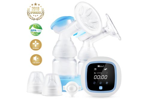 Electric Breast Pumps, Double/Single Milk Pump