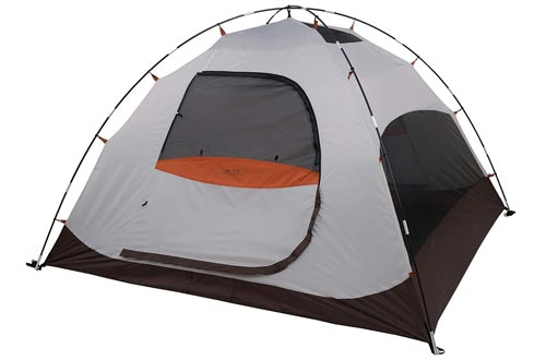 ALPS Mountaineering Meramac 4-Person Tents, Sage/Rust