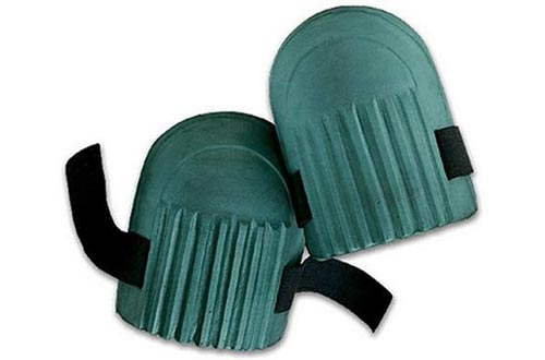 Fiskars 885841075321 Ultra Light Knee Pads, Green, 94186997J, 1PacK, Multicolor