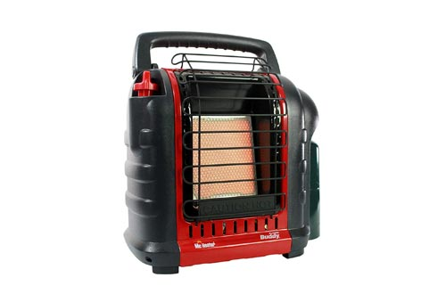 Mr. Heater MH9BX-Massachusetts/Canada approved portable Propane Heaterស