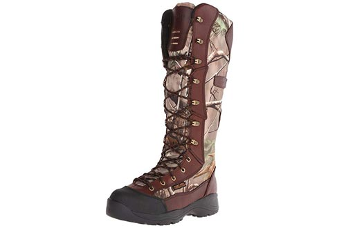"Lacrosse Men's Venom 18"" Waterproof Hunting Snake Boots"