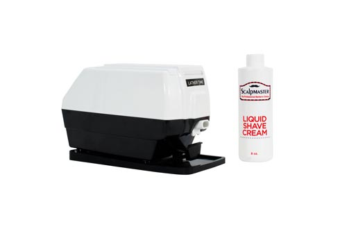 SCALPMASTER Lather Time Hot Lather Machines SB-M