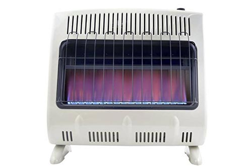 Mr. Heater 30,000 BTU Vent Free Blue Flame Natural Gas Heaters MHVFB30NGT