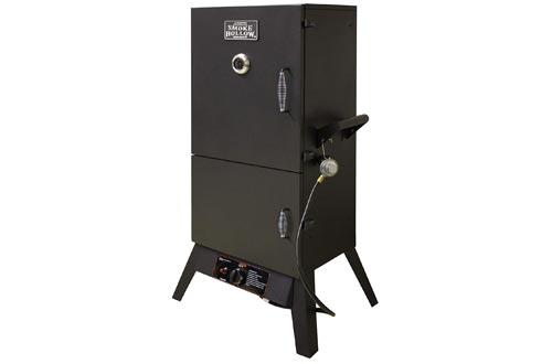 Smoke Hollow 38202G Propane Gas Smokers by Masterbuilt, 2-Door, 38""