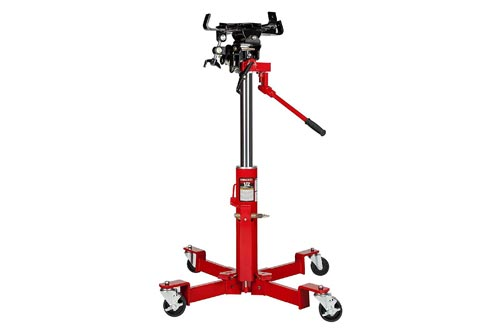 Sunex 7796 1000-Pound Air and Hydraulic Telescopic Transmission Jacks