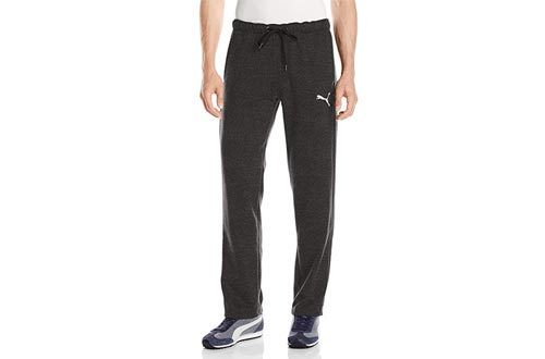 PUMA Men's P48 Core Pants Fleece