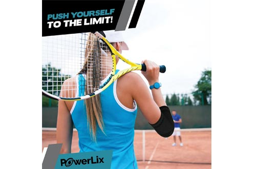 POWERLIX Elbow Brace Compression Support